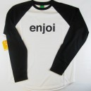 Camiseta Enjoi Solshball Knit black