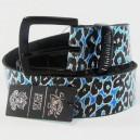 Cinturón Armourdillo Staab blue leopard