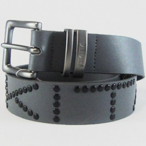 Cinturón Nikita Miranda gunmetal/grey talla única