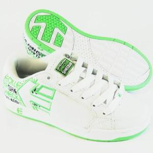 Zapas Etnies Sheckler 3 white/black/green