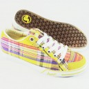 Zapas DVS Farah yellow plaid 37
