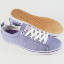 Zapas DVS Girls Rehab blue textile talla 37