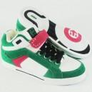 Zapas Etnies Lenny High green/pink/white talla 37