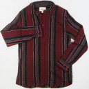 Camisa Emerica Hsu Manchester maroon S