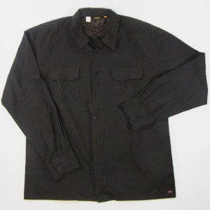 Woven Enjoi Panda Flannel coffee brown L
