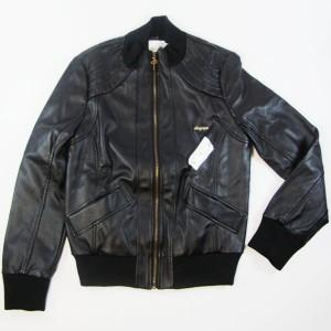 Cazadora RedDragon Lynn leather black