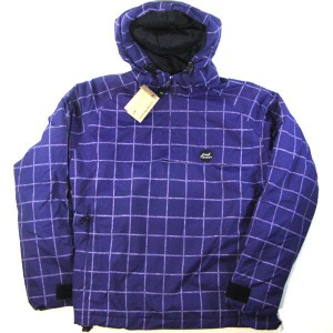 Cazadora Loreak Mendian Tyfon a Square purple