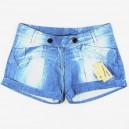 Shorts Loreak Mendian Nerina blue wash