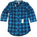 Camisa RedDragon Savines blue plaid