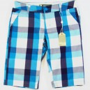 Piratas Etnies Cali Shores plaid turquoise
