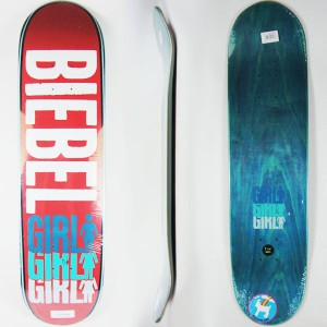 Tabla Girl Triple OG Biebel 7.875''