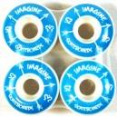 Ruedas Imagine Arrows blue 52mm 99a