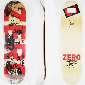 Tabla Zero Skateistán army 8''