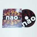 NAO - As palabras espidas (2008) [caixa cartón]