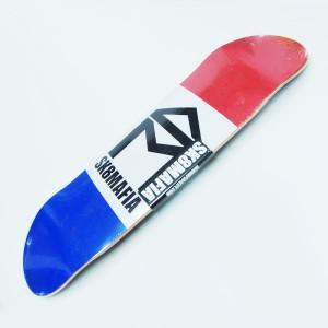 Tabla SkateMafia House Logo 3 Frame 8.6''