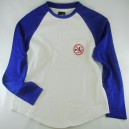Camiseta Enjoi Team no Enjoi blue/white