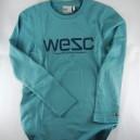 Camiseta Manga Larga Wesc Wesc LS adriatic blue