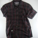 Camisa Electric Gravier black