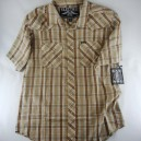 Camisa Electric Rampard brown