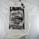 Camiseta Electric Non Supporters white