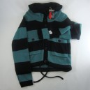 Sweater gordo Nikita Hermoine black/hydro