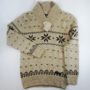 Sweater Loreak Mendian Shawl Collar Ace sciarada