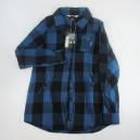 Camisa Nikita Dawn black/orion blue