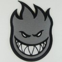 Parche Spitfire BigHead grey